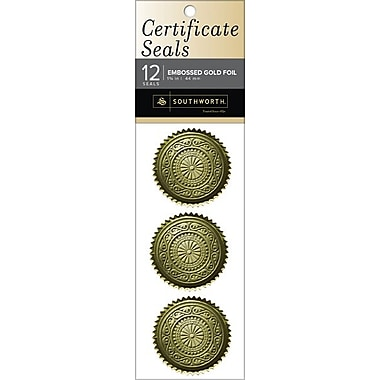 Southworth® Premium Embossed Medallion Seals