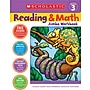 Scholastic Reading & Math Jumbo Workbook Grade 3