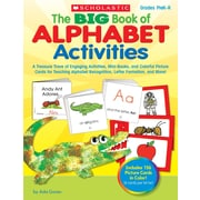 Scholastic The BIG Book of Alphabet Activities