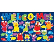 Scholastic Monsters Welcome Bulletin Board