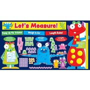 Scholastic Monsters Measurement Bulletin Board