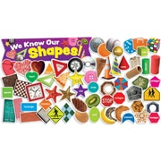 Scholastic Shapes in Photos Mini Bulletin Board