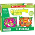 Scholastic Alphabet Learning Mats