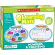 Scholastic Numbers & Counting Learning Mats