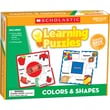 Scholastic Colors & Shapes Learning Puzzles
