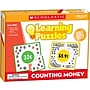 Scholastic Counting Money Learning Puzzles