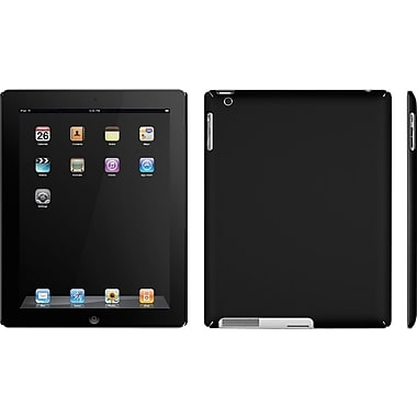 Macally Snap-On Case for iPad2, Black