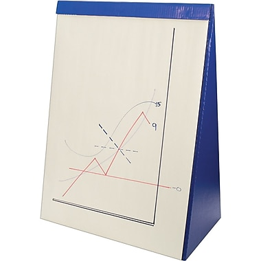 ICONEX/NCR Presentation Pad with Easel Stand, 19-1/2