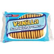Basil's Bavarian Bakery® Vanilla Sandwich Cremes Cookies, 5 oz. Bags, 24 Bags/Box