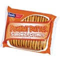 Basil's Bavarian Bakery® Peanut Butter Sandwich Cremes Cookies, 5 oz. Bags, 24 Bags/Box