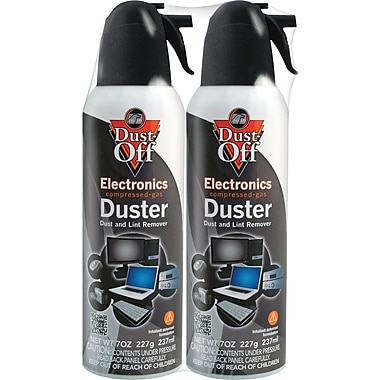 Dust-Off Duster 7 Oz. 2/Pack