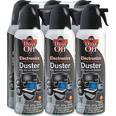 Dust-Off Duster 7 Oz. 6/Pack