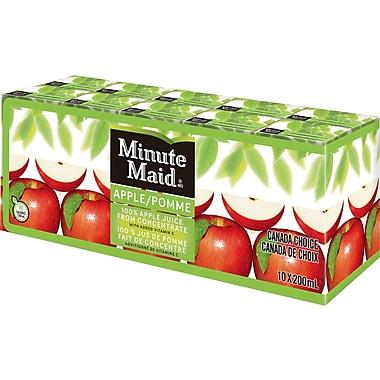 Minute Maid® Apple Juice, Tetra Pack