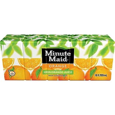 Minute Maid® - Jus d'orange, paquets Tetra