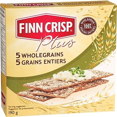 Finn Crisp® 5 Wholegrains Thin Crisp Plus