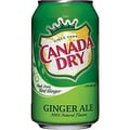 Canada Dry® Ginger Ale, 12 oz. Cans, 24/Pack