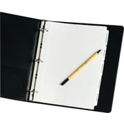 Avery Write-On™ Tab Dividers, 5-Tab, White