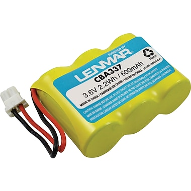 Lenmar® Replacement Battery For SW Bell Cordless Phones (CBA337)