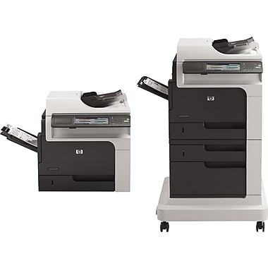 HP® LaserJet Enterprise M4555 Multifunction Printer Series
