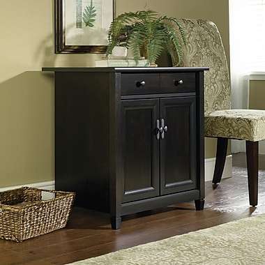 Sauder® Edge Water Utility Stand, Black