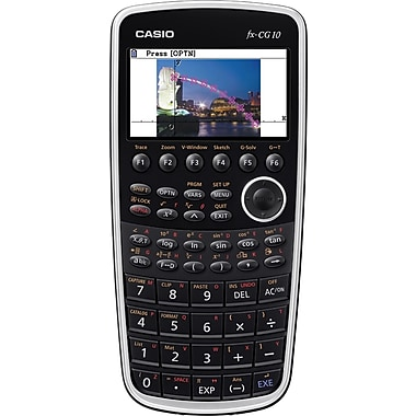 Casio PRIZM FX-CG10 COLOR Graphing Calculator