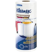 Kleenex® Premiere* Kitchen Roll Towels, 1-Ply, 24 Rolls/Case