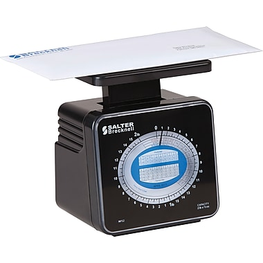 Brecknell Mechanical Postal Scale, 2 lbs.