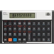 HP 12c Platinum Programmable Financial Calculator