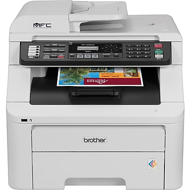 Brother Refurbished EMFC-9325cw Color Laser All-in-One Printer