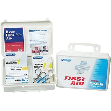 PhysiciansCare® 131 Piece First Aid Kit