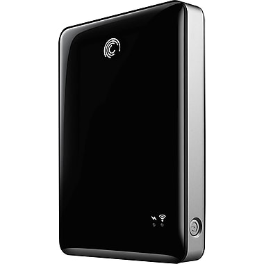 Seagate GoFlex Satellite 500GB Portable USB 3.0 External Hard Drive (Black)