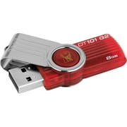 Kingston® DataTraveler 101 G2 8GB USB Flash Drive