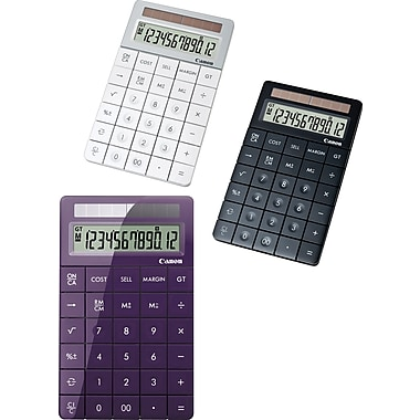 Canon® X Mark I 12-Digit Display Calculator