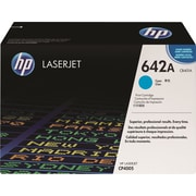HP 642A Cyan Toner Cartridge (CB401A)