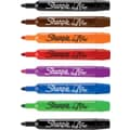 Sharpie Flip Chart Markers, Assorted, 8/Pack