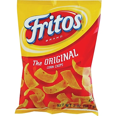 Fritos® Original Corn Chips, 2.0 oz. Bags, 64 Bags/Box