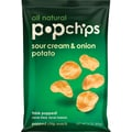 Popchips™, Sour Cream & Onion, 3 oz., 12 Bags/Box