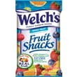 Welch's® Fruit Snacks, Mixed Fruit, 5 oz. Bags, 12 Bags/Box