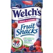 Welch's® Fruit Snacks, Berries 'N Cherries, 5 oz. Bags, 12 Bags/Box