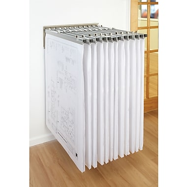 Brookside Design Pivot Wall Rack