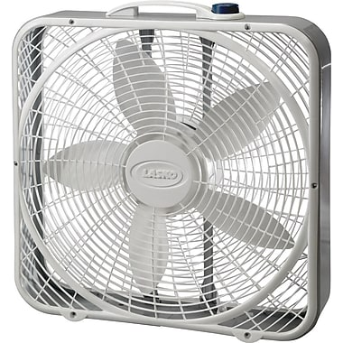 Lasko® Premium Box Fan, 20in.