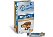 Balance Bars® Cookie Dough, 1.76 oz. Bars, 15 Bars/Box