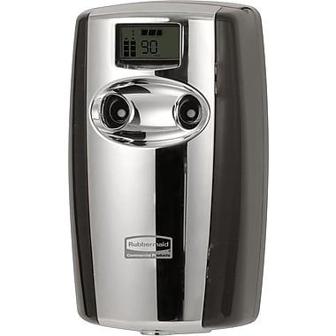 Microburst Duet Dual Fragrance Air Freshener, Black