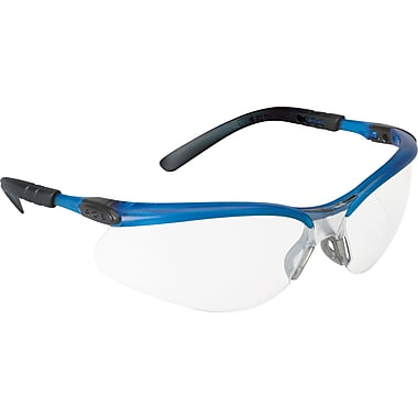 3M™ Safety Glasses, Blue/Clear