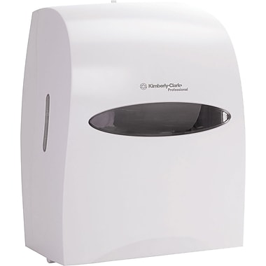 Kimberly-Clark Touchless Towel Dispenser, White