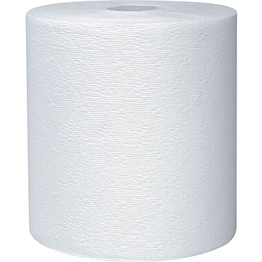 Kleenex® - Serviettes en rouleau, roul./600 pi, bte/6 roul.