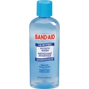 BAND-AID Brand® - Formule antiseptique HURT-FREE