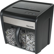 Staples Mailmate M7 12-Sheet Cross-Cut Shredder, Black
