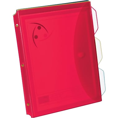 Esselte Storage Envelope 3-Tab Dividers 3 Pack