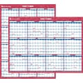 2014 AT-A-GLANCE® Horizontal/Vertical Erasable Wall Calendar, 16in. x 12in.